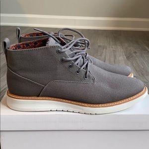 Ben Sherwin Omega Casual Chukka Boots